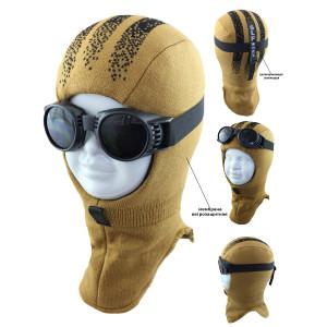 Шапка-шлем детская SELFIE SHLm 0 WELDER 421627 ACR-SHH (на хлопковой подкладке+SHELTER)  - Фото