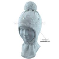 Шапка-шлем детская AGBO 421 4996 ASTI (на хлопковой подкладке+утеп.SUPERWARM)