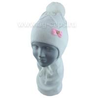 Комплект детский AGBO 421 5072 Aosta3 (на флисовой подкладке)+(снуд одинарный)